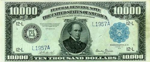 $10000 in 1918