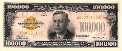 $10000 in 1934